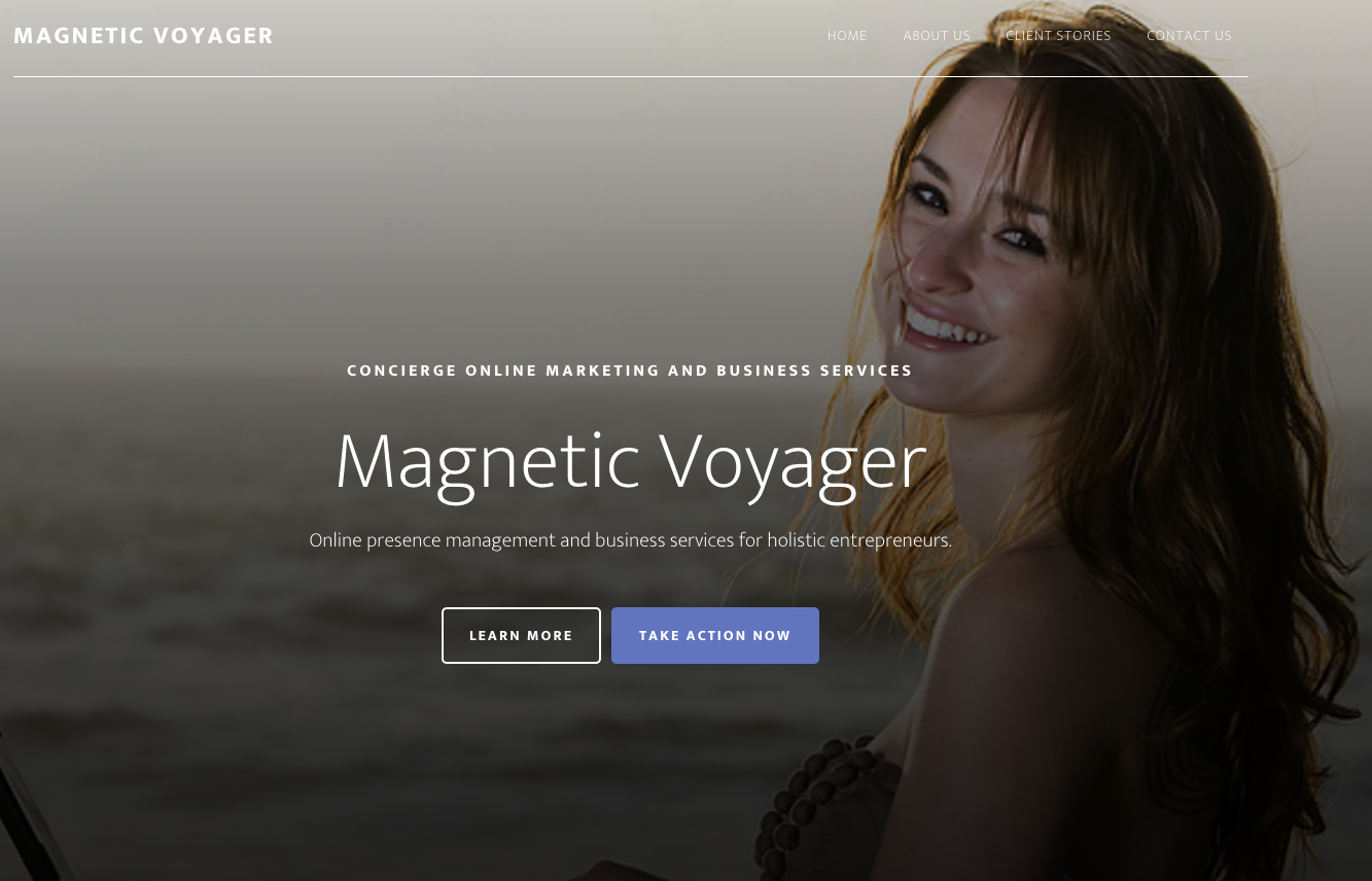 Magnetic Voyager